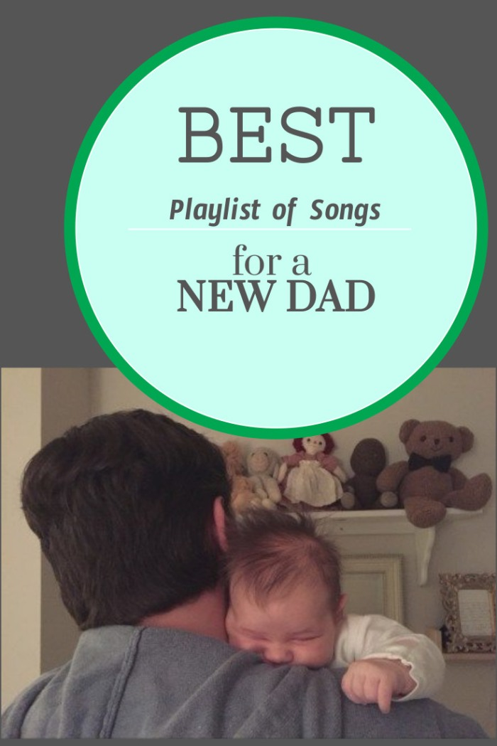 Playlist for Dad Title